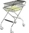 DISCHO - Trainercaddy - Coach Cart Chrome