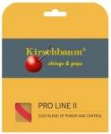 Tennissaite - Kirschbaum - PRO LINE II - 12 m - rot