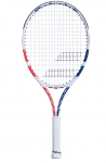 Tennisschläger- Babolat- DRIVE Junior 24 Girl - besaitet -  2021