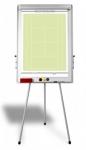 Tennis - Taktik Flipchart (inkl. Zubehör)