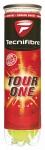 Tennisbälle Tecnifibre - Tour One