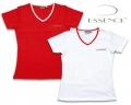Essence - T-Shirt V-neck Ladies