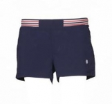 K-SWISS - HERITAGE SHORT - NAVY - Women - 2018