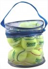 Tennisbälle - Nassau Easy Play Mini Cool - Methodikball - 12 er Packung
