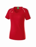MASTERS T-SHIRT cherry/hot coral -  Damen - 2018
