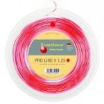 Tennissaite - Kirschbaum - PRO LINE II - 200 m - rot
