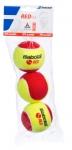 Tennisbälle- Babolat Red Felt- 3er