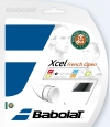 Tennissaite - Babolat XCEL French Open  - 12 m