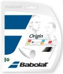 Tennissaite - Babolat Origin - 12 Meter - schwarz