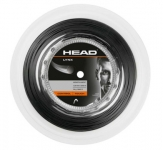 Tennissaite - Head - Lynx - 200 m schwarz (anthrazit)