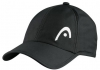 Head Pro Player Cap- Schwarz