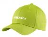 Head Promotion Cap- lime