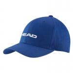 Head Promotion Cap- blau