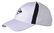 Dunlop - Performance Cap White/Black