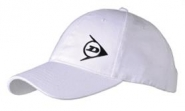 Dunlop - Cotton Twill Cap white