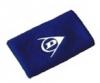 Dunlop Schweißband-breit-2er Pack, blau