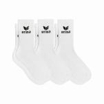 erima 3-Pack Socken weiß