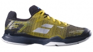 Tennisschuh - Babolat - JET MACH II ALL COURT SS/FW - Dark Yellow/Black - Men - 2019