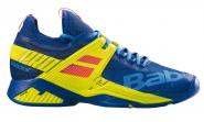 Tennisschuh - Babolat - PROPULSE RAGE CLAY - Blue/Fluo Aero - Men - 2019