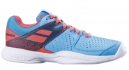 Tennisschuh - Babolat - PULSION ALL COURT - Sky Blue/Pink - Women - 2019