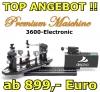 Bespannungsmaschine: DISCHO-Premium Stringer 3600 electronic