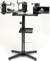 Bespannungsmaschine: Premium Stringer 3800 electronic Standmodell.