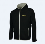 Babolat - CORE HOOD SWEAT - Black - Men - 2018