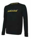Babolat - CORE SWEATSHIRT - Black - Men - 2018