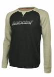 Babolat - CORE SWEATSHIRT - Phantom - Men - 2018