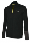Babolat - CORE 1/2 ZIP - Black/Rabbit - Men