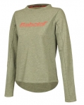 Babolat - CORE SWEATSHIRT - High Rise - Damen