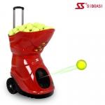 Ballwurfmaschine - Siboasi 4015 - rot