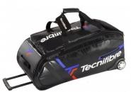 Tennistasche - Tecnifibre - TOUR ENDURANCE BLACK ROLLING