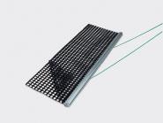 Schleppnetz - Abziehnetz - Optiplan mit Seil