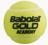 Tennisbälle - Babolat - GOLD ACADEMY - 72 Bälle im Polybag