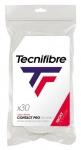 Overgrip - Tecnifibre - CONTACT PRO WHITE - 30er Beutel