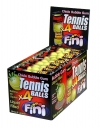Tennisball Kaugummi - Tennis Sports Gum - 50 x 4er Packung