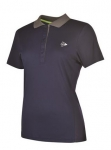 Dunlop- LADIES Club LinePolo- navy