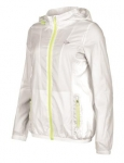 Dunlop- LADIES Club Line- Tracksuit Jacket- weiß