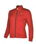 Dunlop- LADIES Club Line- Knitted Jacket- rot