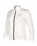 Dunlop- Club Line- Girls Knitted Jacket- weiß