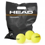 Tennisbälle - Head Trainer - 72-Ball Polybag