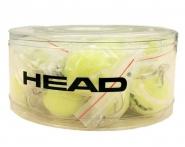 Head - Tennisball Keyring Box - 24 Stck