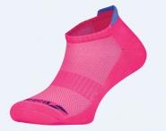 Babolat - Socken - INVISIBLE 2 PAIRS WOMEN - Fandango Pink/Wedgewood - 2018