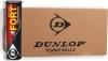 Tennisbälle - 18 x 4er Dose - Dunlop Fort Tournament DTB Official 2016