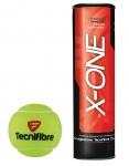 Tennisbälle Tecnifibre - X-ONE (3er Dose)
