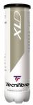 Tennisbälle - Tecnifibre - XLD (4er Dose)