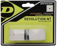 Basisgriffband- Dunlop- Revolution NT- weiss