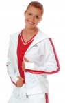 Evidence - Essential-Sweatjacke Ladies - weiss
