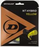 Tennissaite - Dunlop - NT HYBRID YELLOW - 12 m